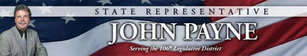 john payne us state representative