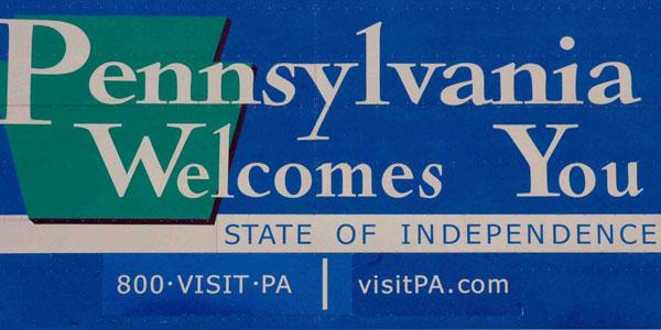 Gambling legal Pennsylvania