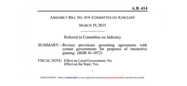 ab414 gambling bill