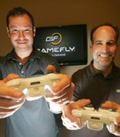 David Hodess GameFly CEO