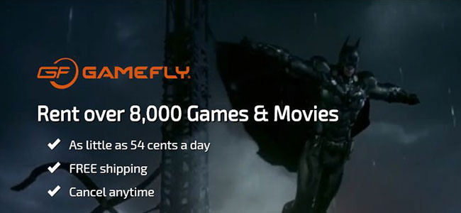 GameFly software