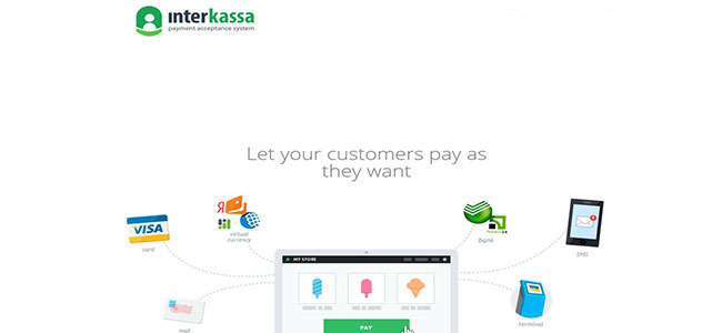 interkassa online payment