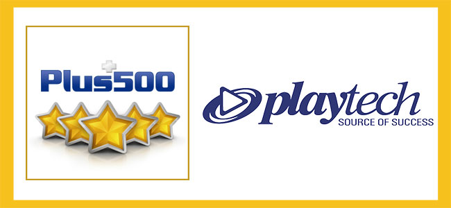 plus500 and playtech