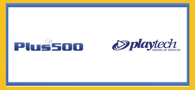 plus500 and playtech software