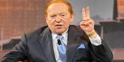 Sheldon Adelson casino mogul