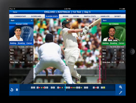 sky sports ashes app