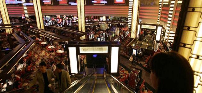 arcade games in casinos
