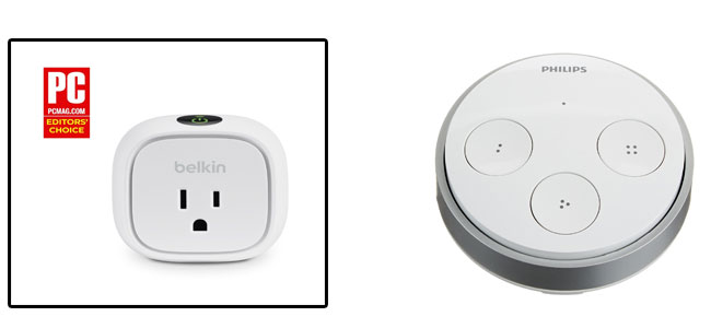 belkin wemo philips hue switches