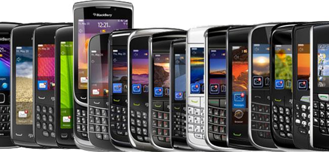 blackberry software problems