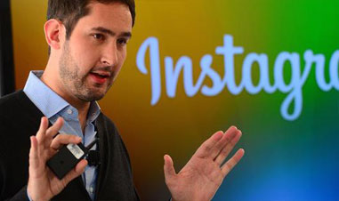 ceo kevin systrom