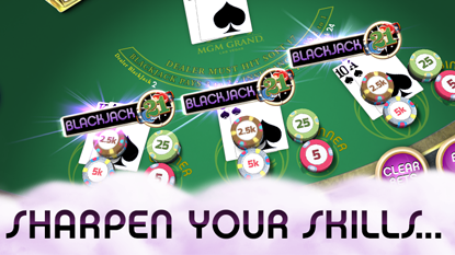 (Photo: Blackjack - My Vegas 21)