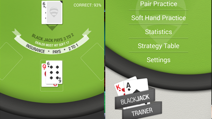 (Photo: Blackjack Trainer Pro)