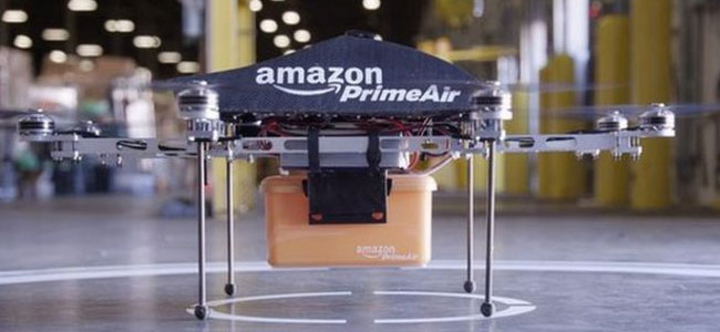 drone delivery amazon