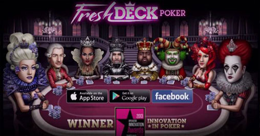fresh deck poker app