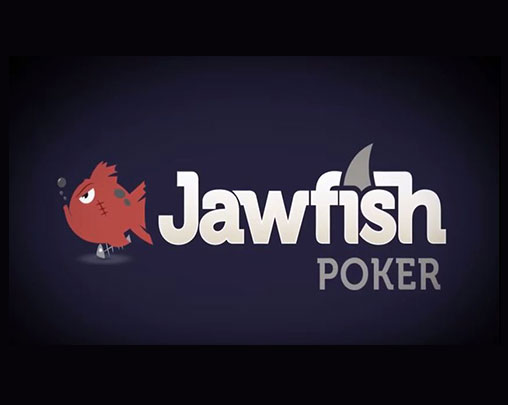jawfish poker app