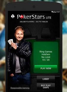 poker stars hold em poker app